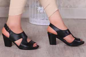 فروش عمده انواع کفش طبی زنانه