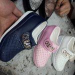 فروش عمده کفش دست دوز بچه گانه