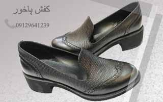 تولیدی عمده کفش چرم زنانه ارزان قیمت