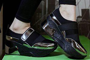 فروش عمده کفش اسپرت فانتزی دخترانه