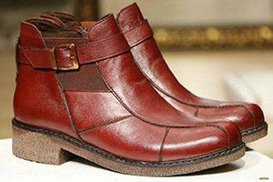 فروش عمده فروشی کفش چرم اسپرت زنانه