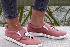 تولیدی کفش اسپرت دخترانه تهران