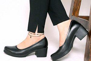 تولیدی کفش طبی زنانه سایز بزرگ