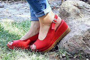 کفش زنانه سایز بزرگ ارزان