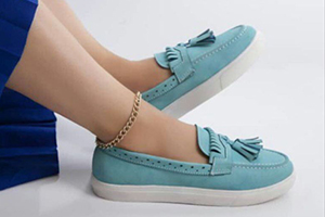 تولیدی کفش ارزان فانتزی
