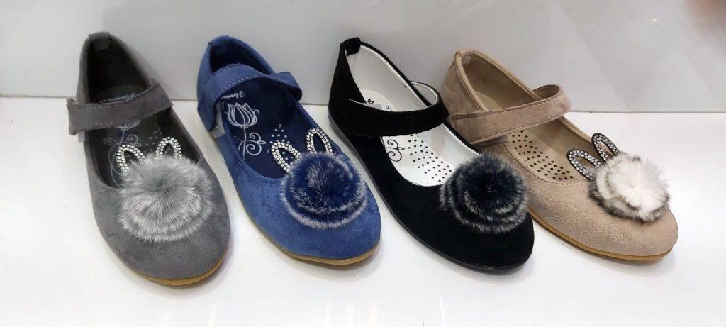 تولیدی کفش ارزان فانتزی دخترانه مناسب برای حراجی
