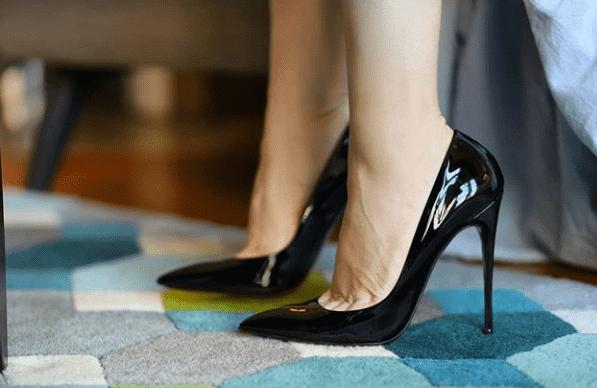 تولیدی کفش پاشنه بلند زنانه مدل2020