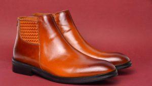 تولیدی کفش چرم