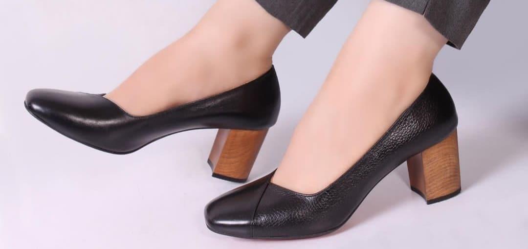 تولیدی کفش چرم زنانه مرغوب کجاست؟