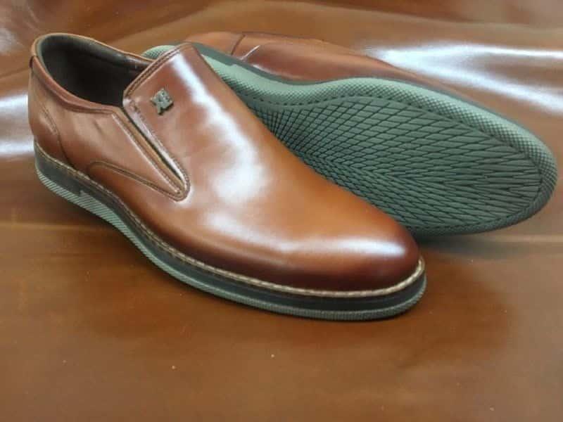 بهترین کفش چرم مردانه ایرانی جهت خرید عمده