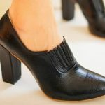 تولیدی کفش چرم زنانه