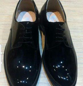 تولید کفش ورنی
