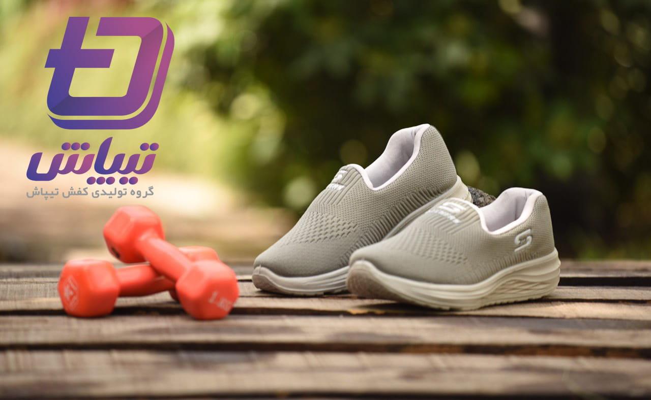 خرید عمده کفش زنانه پیاده روی ایرانی ارزان قیمت