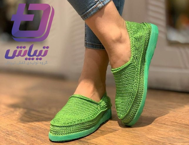 فروشگاه اینترنتی تولیدی کفش تابستانه و گیوه زنانه