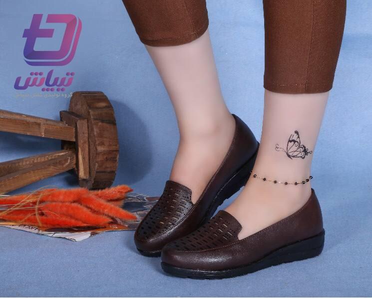 تولیدی کفش اداری زنانه