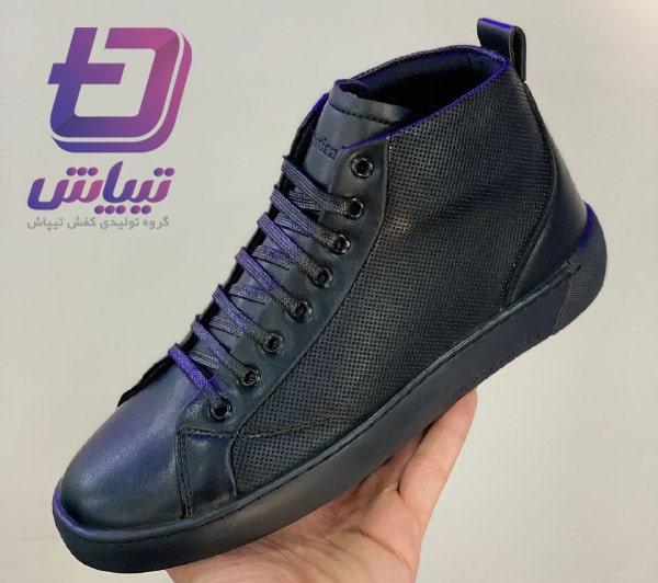 تولیدی بوت مردانه و انواع کفش پاییزی در تهران